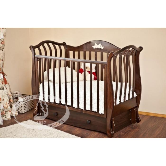 Детская кроватка Юлиана С 757