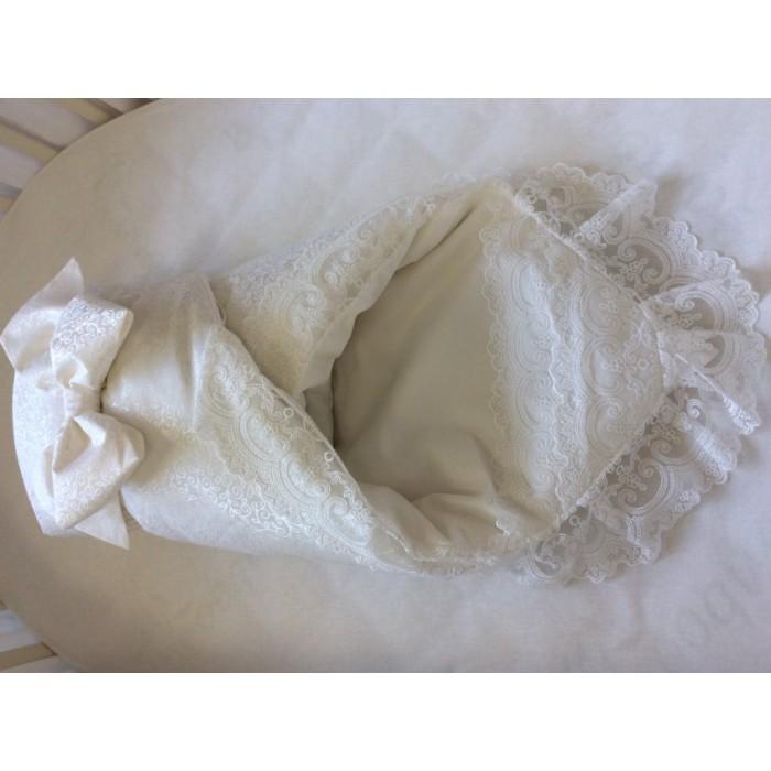 Конверт-одеяло на выписку Sweet Teddy арт.В1036