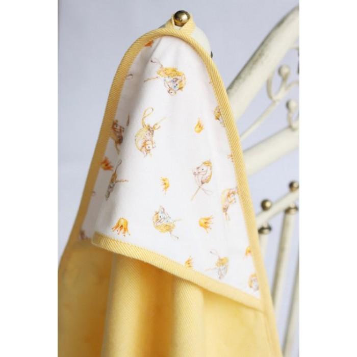 Пеленка-полотенце Там снятся сказки (для мальчика)