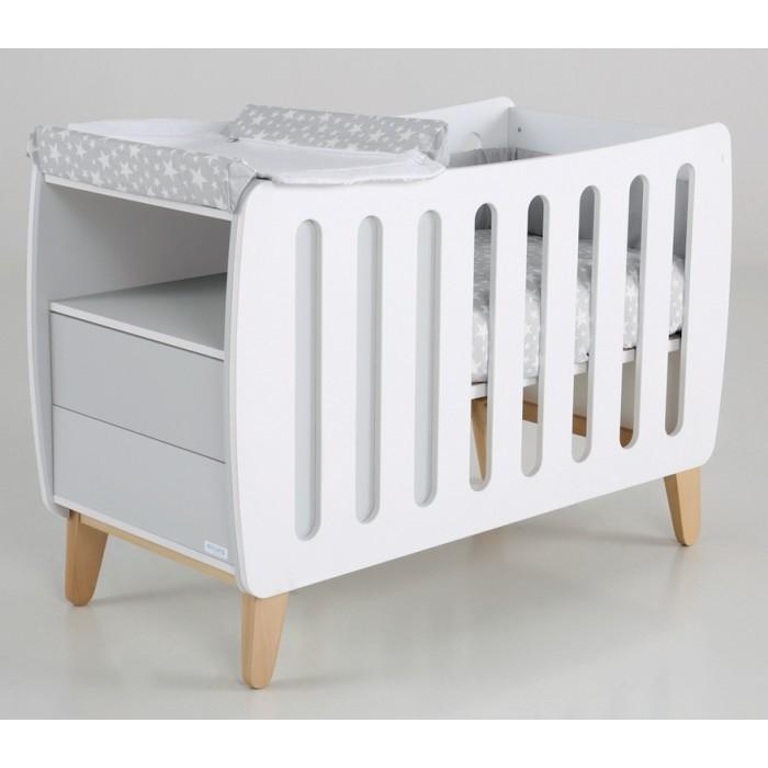 Детская кроватка Micuna Harmony Evolutive Relax 120x60