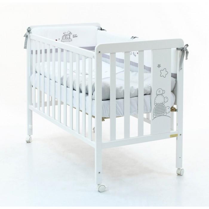 Кровать Micuna Promotortuguitas 120x60 + Матрас СН-620