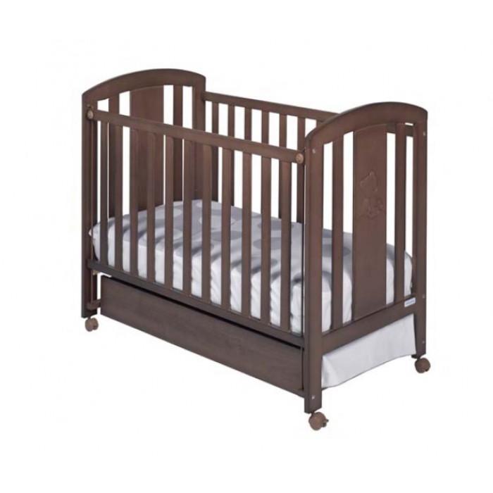 Кровать Micuna Nicole 120x60 + Матрас СН-620