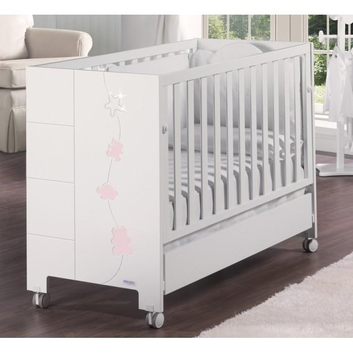 Детская кроватка Micuna Juliette Luxe Relax Big 140x70