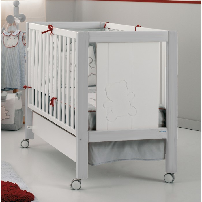 Детская кроватка Micuna Neus Relax 140х70