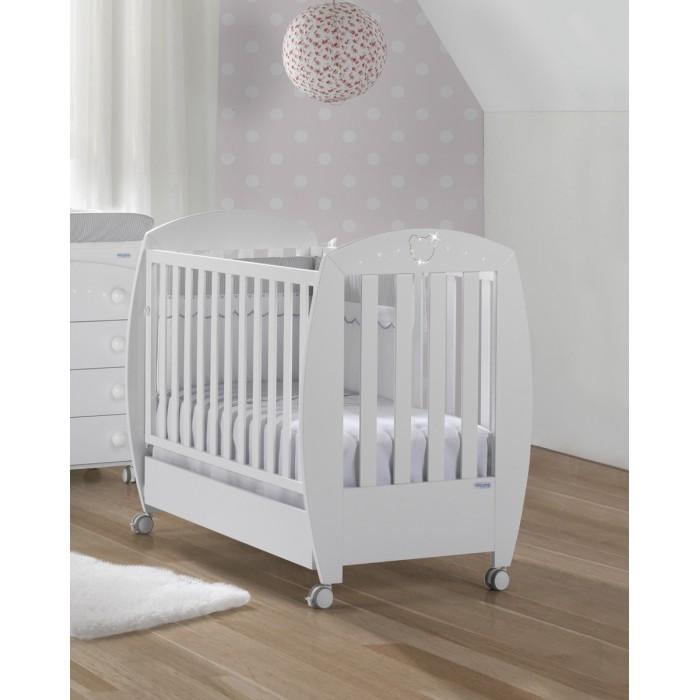 Детская кроватка Micuna Valeria Relax Luxe 120x60