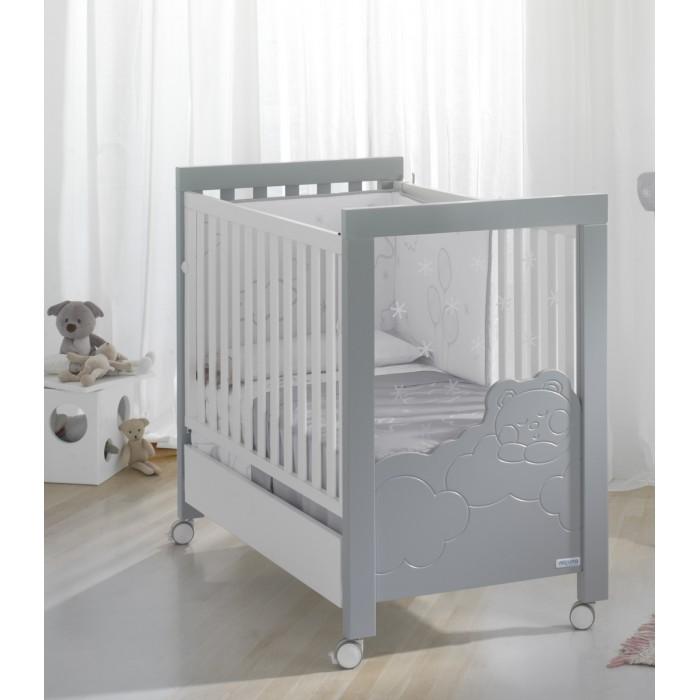 Кровать Micuna Dolce Luce Relax 120x60 с подсветкой