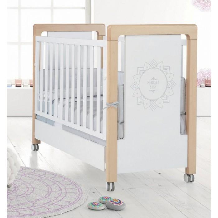 Детская кроватка Micuna Mandala Relax 120x60