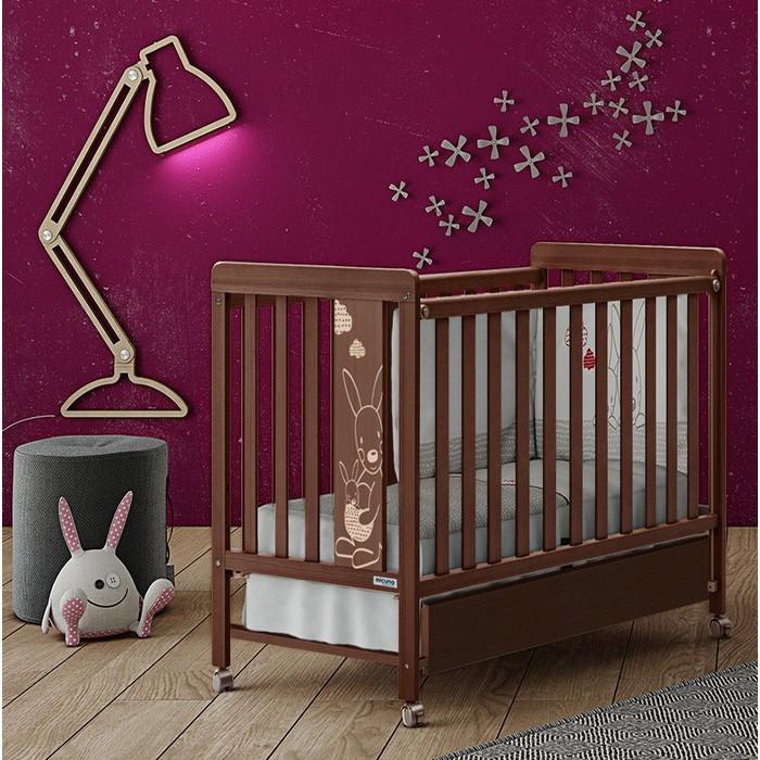 Детская кроватка Micuna Kangaroo 120x60+Матрас СН-620