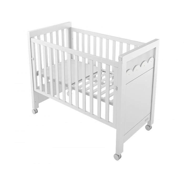 Кровать Micuna Amelia Aran Luxe 120x60 c  подсветкой