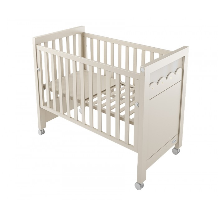 Кровать Micuna Amelia Aran 120x60 с подсветкой