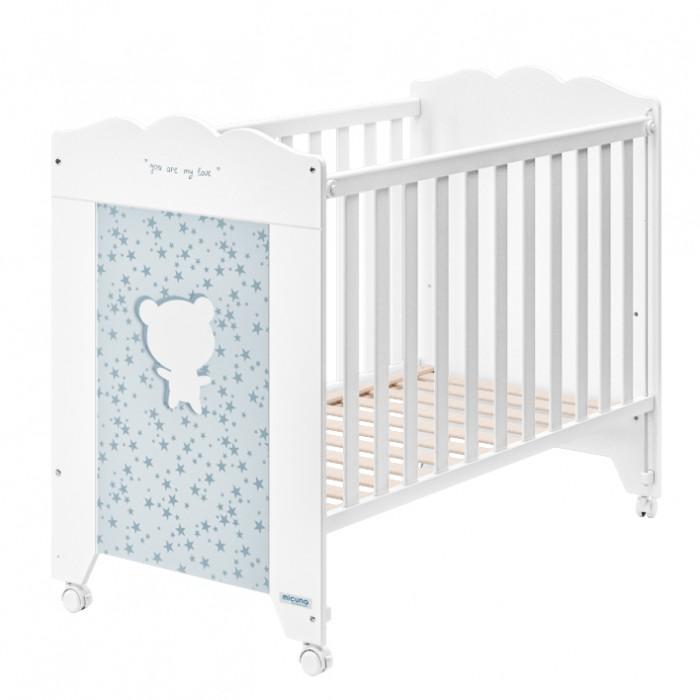 Детская кроватка Micuna Vintage 120x60