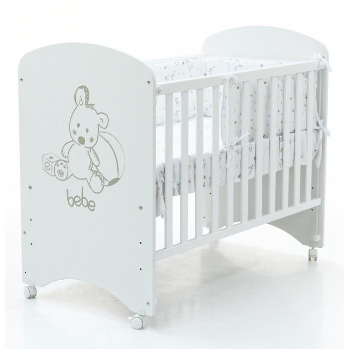 Кровать Micuna Babies 120x60 + Матрас СН-620