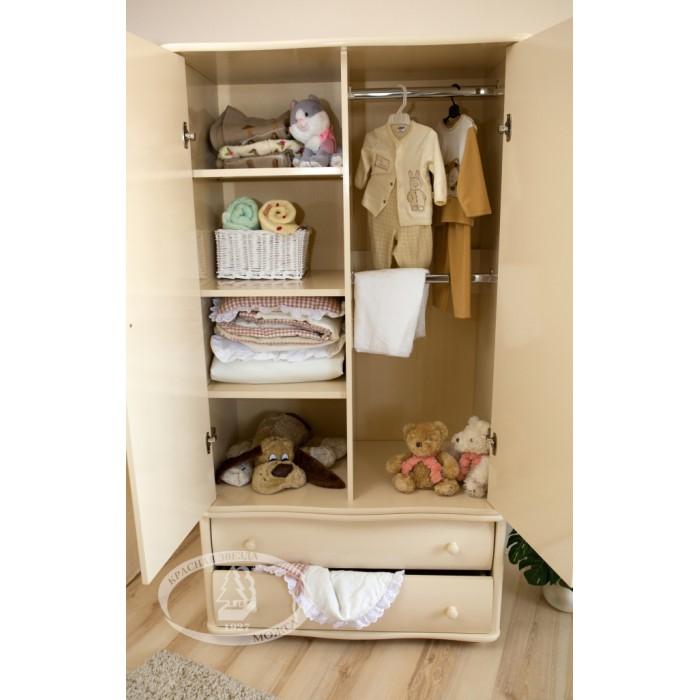 Детский шкаф Можга Красная Звезда  С-534