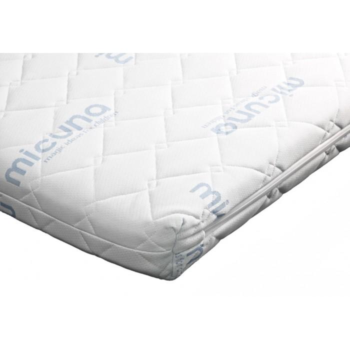 Матрас 117х57 для кроватки Micuna CH-1583 кокос+латекс