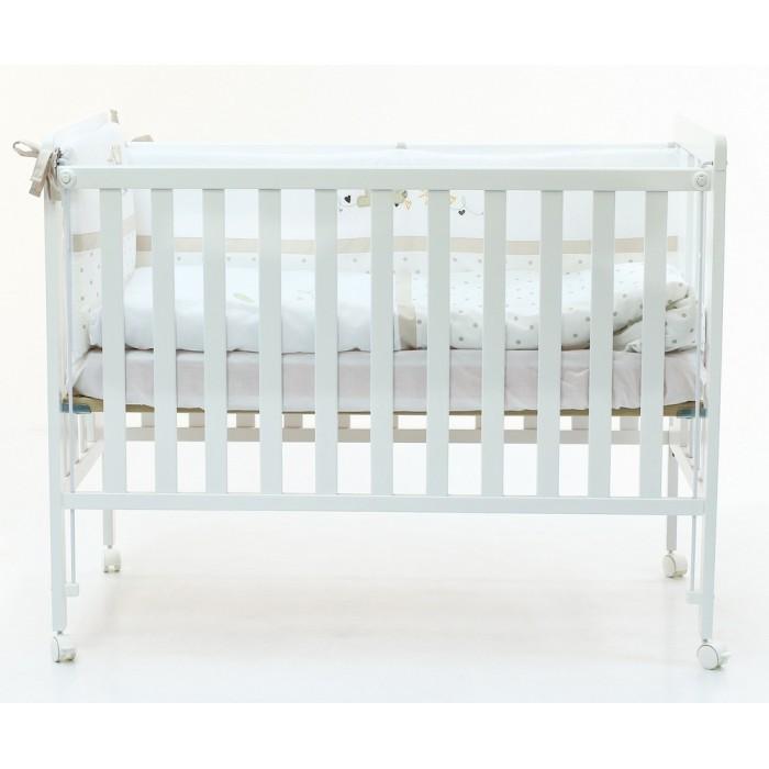 Кровать Micuna Kangaroo 120x60 + Матрас CH-620