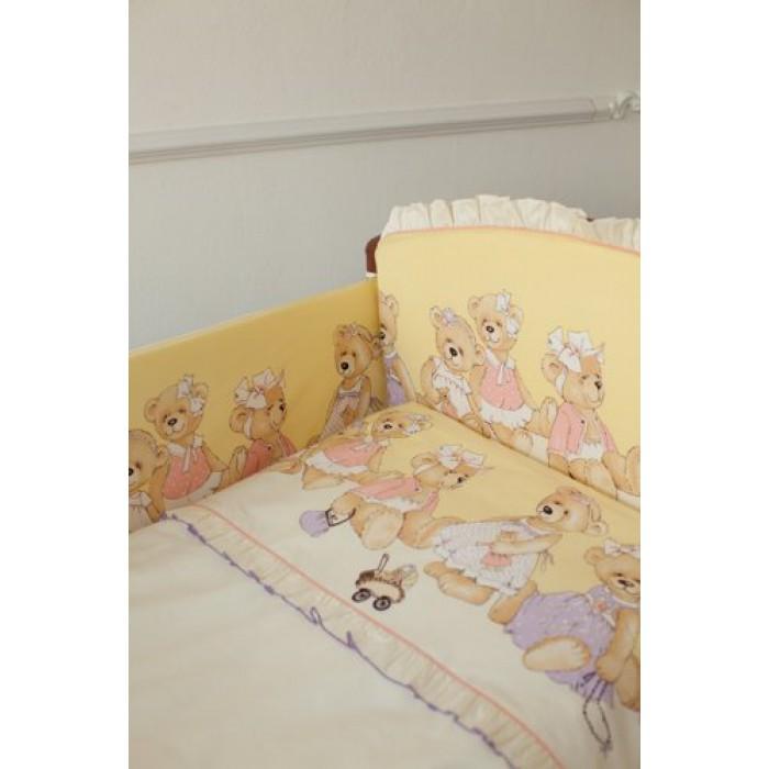 Бортик для кроватки Lappetti В ожидании праздника