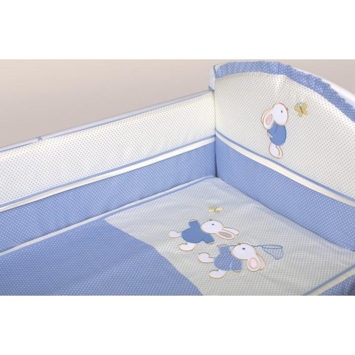 Бортик для кроватки Lappetti Летняя история