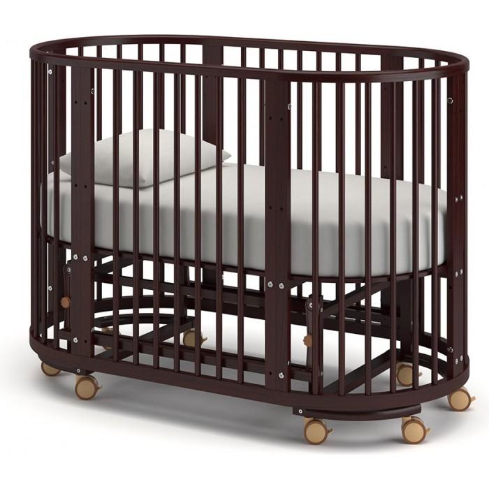 Детская кроватка трансформер Гандылян Бэтти