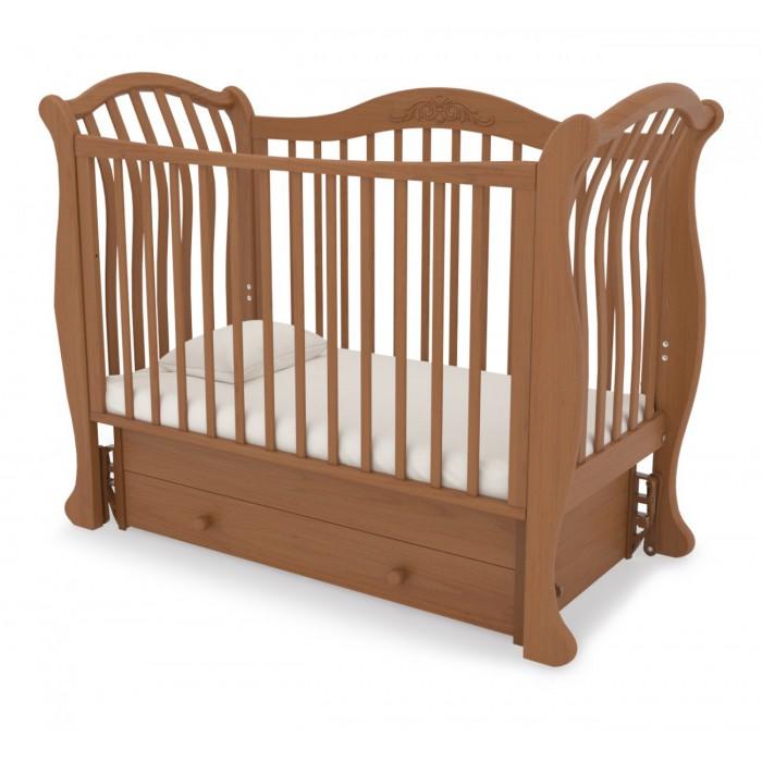 Детская кроватка универсальный маятник Габриэлла люкс