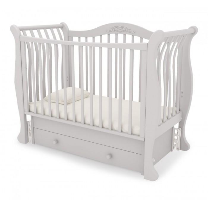Детская кроватка с универсальным маятником Габриэлла