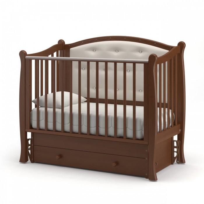 Детская кроватка с универсальным маятником Жанетт