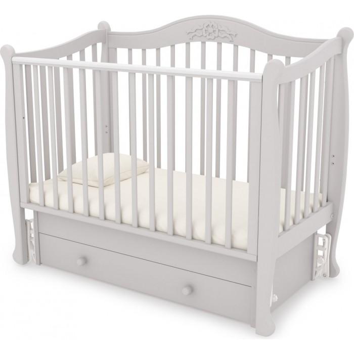 Детская кроватка с универсальным маятником Моника