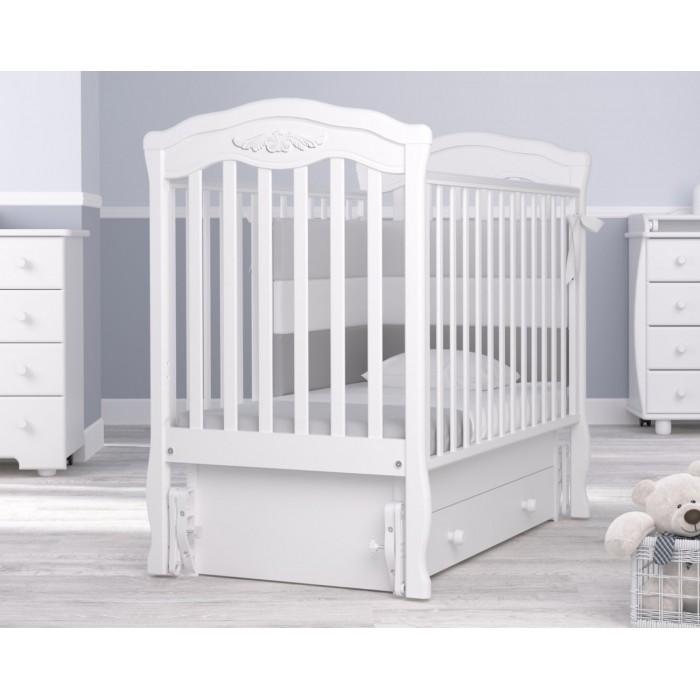 Детская кроватка с универсальным маятником Шарлотта