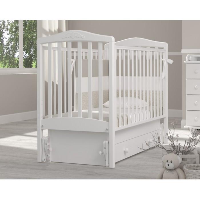 Детская кроватка с универсальным маятником Симоник