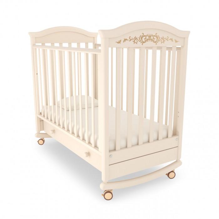 Детская кроватка-качалка Гандылян Даниэль Люкс