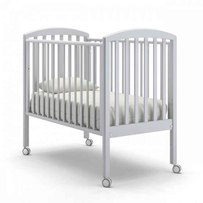 Детская кроватка на колесиках Гандылян Дени без ящика