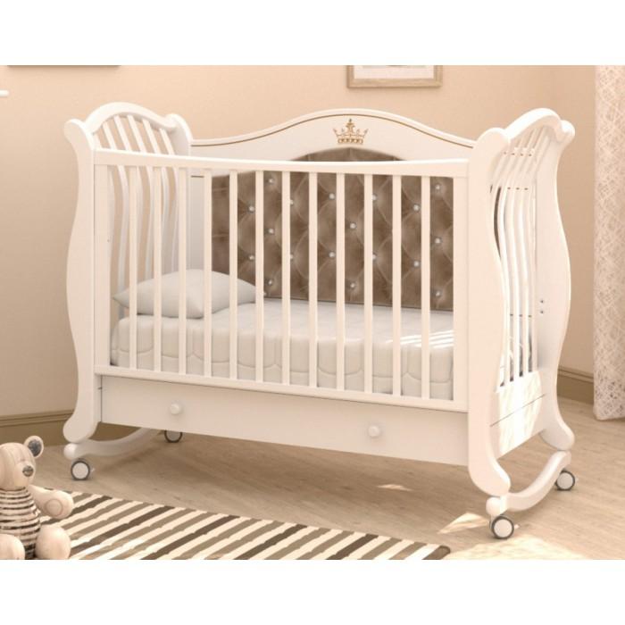 Кроватка-качалка Габриэлла люкс плюс