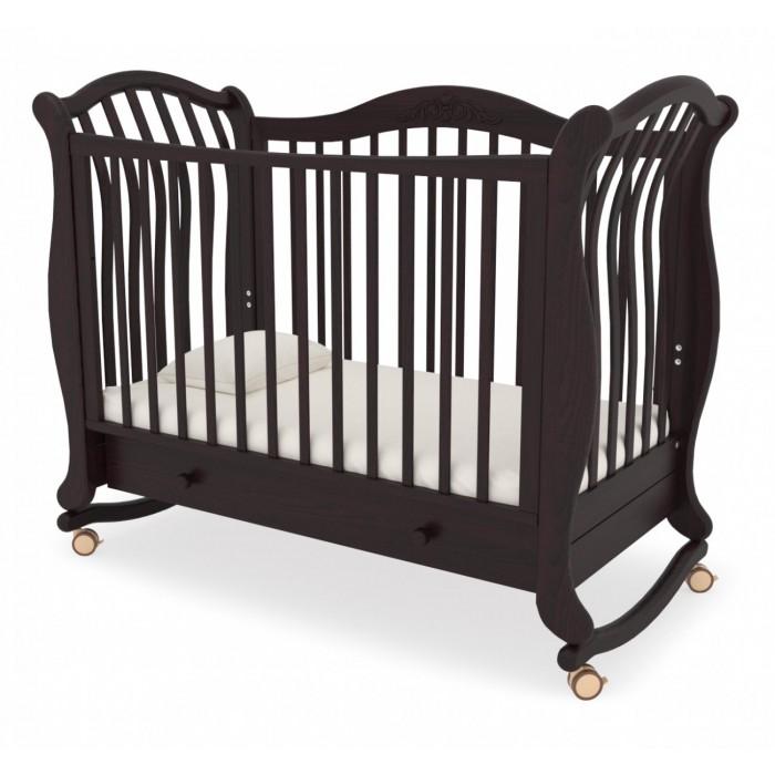 Детская кроватка-качалка Гандылян Габриэлла люкс