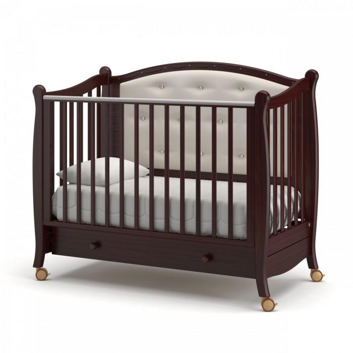 Детская кроватка на колесиках Гандылян Жанетт