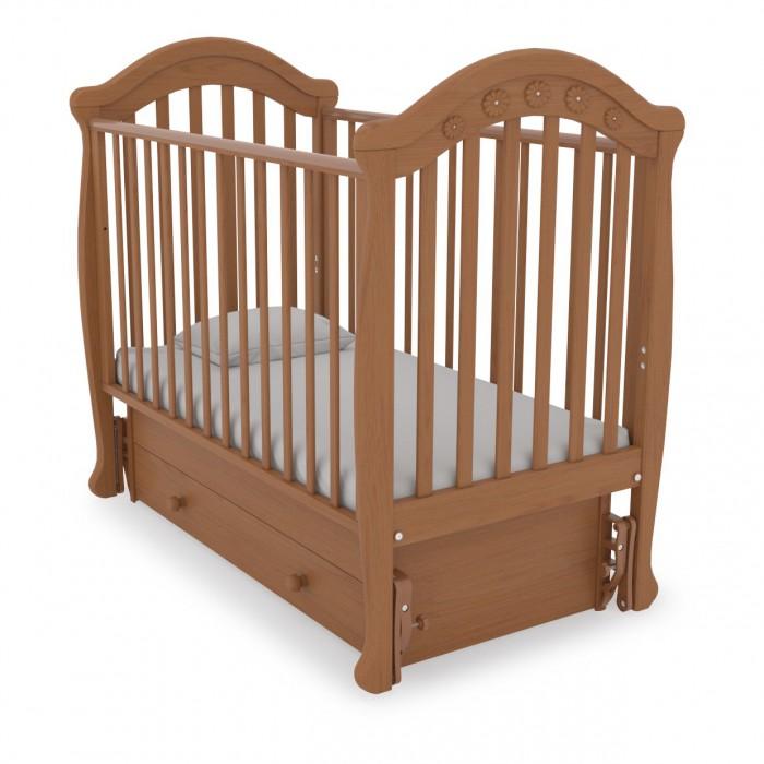 Детская кроватка с универсальным маятником Джозеппе
