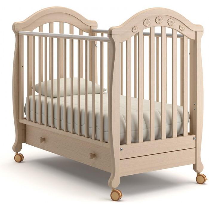 Детская кроватка на колесах Гандылян Джозеппе