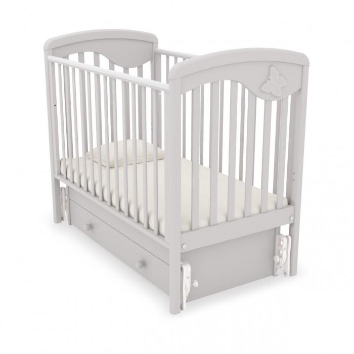Детская кроватка с универсальным маятником Джулия