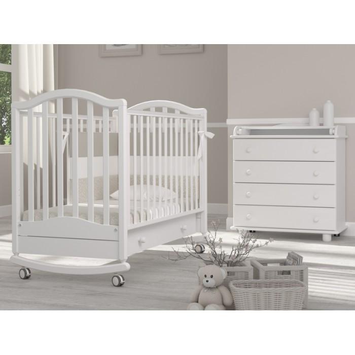 Детская кроватка-качалка Гандылян Лейла
