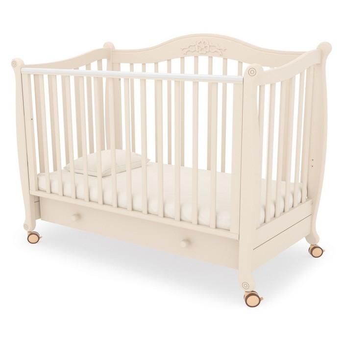 Детская кроватка на колесиках Гандылян Моника