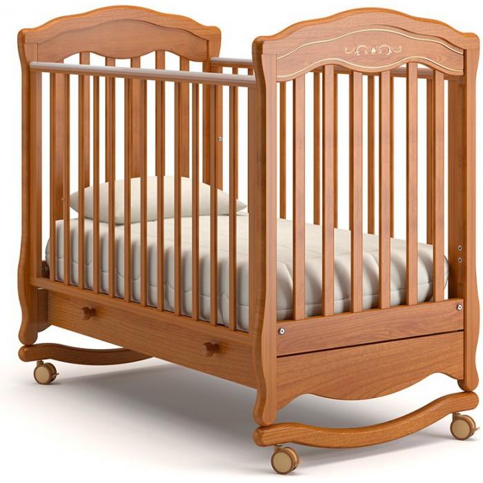 Детская кроватка-качалка Гандылян Шарлотта Люкс