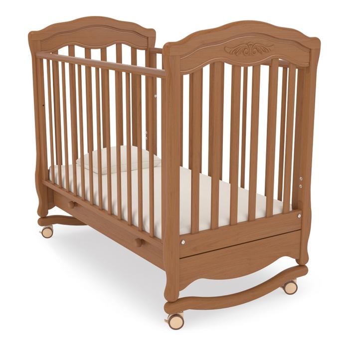 Детская кроватка-качалка Гандылян Шарлотта