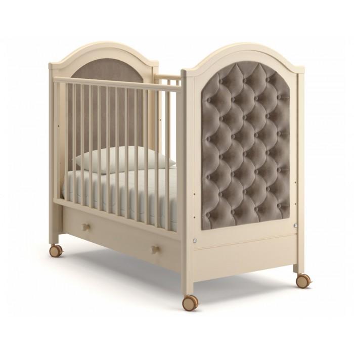 Детская кроватка на колесах Гандылян Софи Люкс