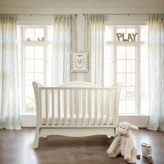 Детская кроватка 120x60 Fiorellino Alpina