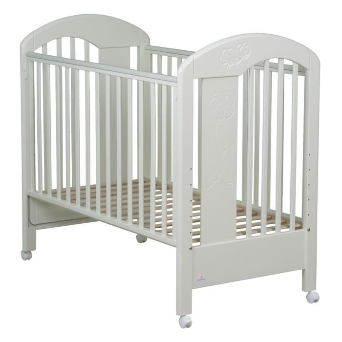 Детская кроватка 120x60 Fiorellino Fiore