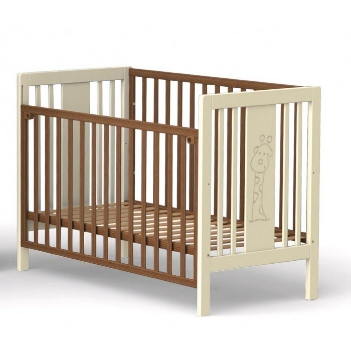 Детская кроватка 120x60 Fiorellino Giraffe