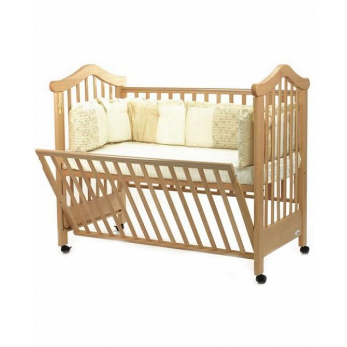 Детская кроватка 120x60 Fiorellino Lily
