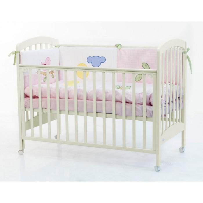 Детская кроватка 120x60 Fiorellino Dalmatina