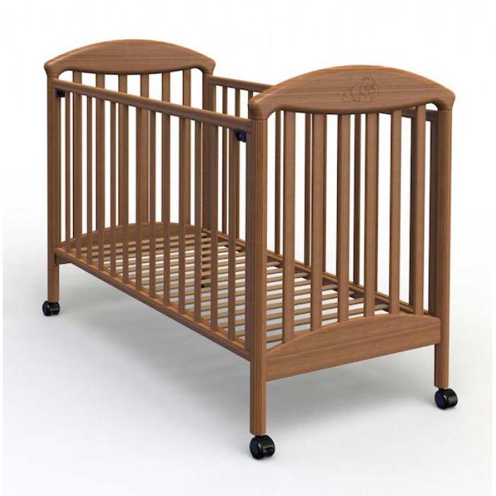 Детская кроватка 120x60 Fiorellino Pu