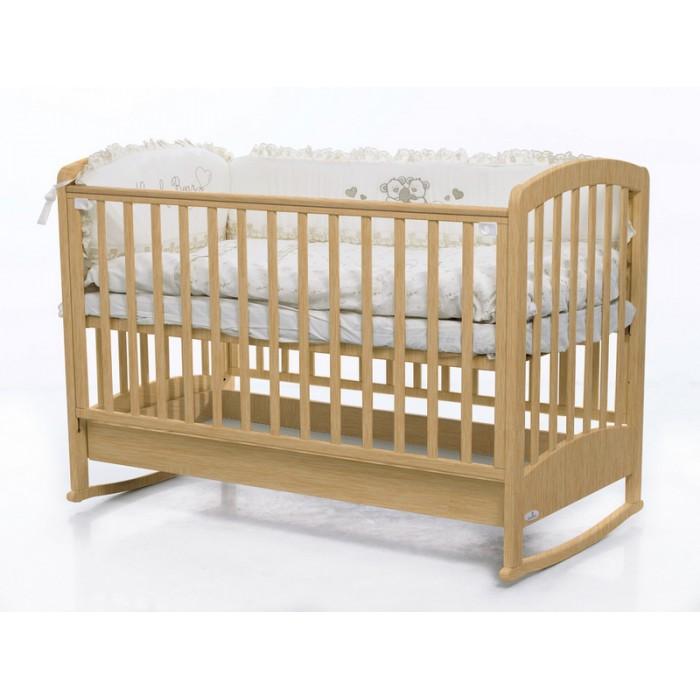 Детская кроватка 120x60 Fiorellino Zolly
