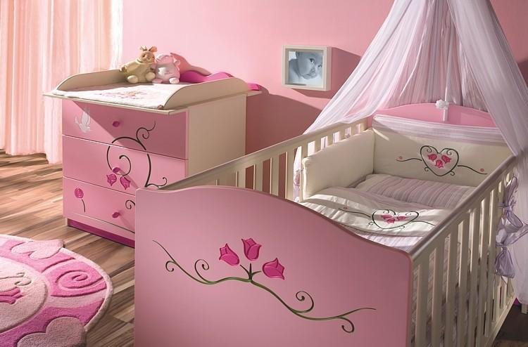 Как закрепить держатель для балдахина детской кроватки?