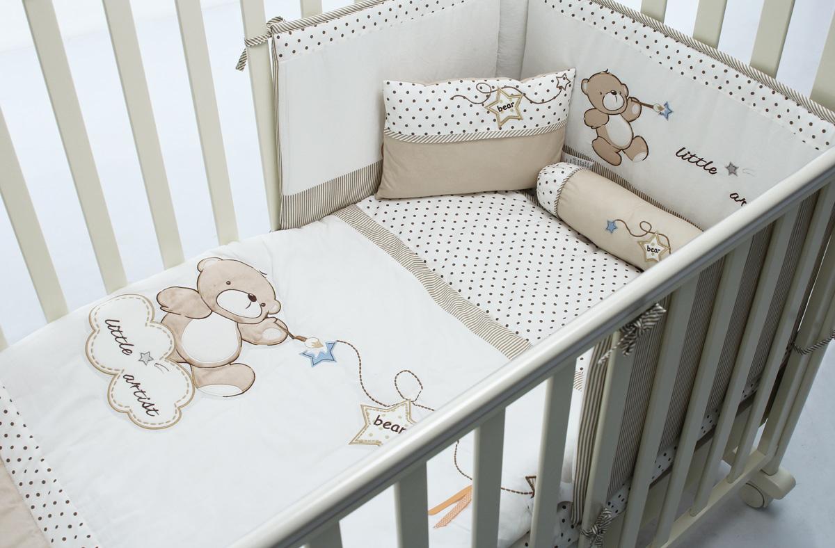 Зачем нужны бортики для кроваток и что может быть, если их не установить?